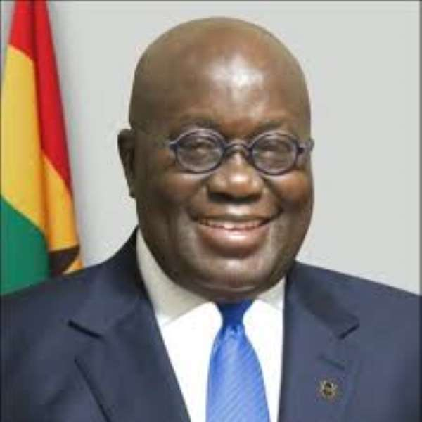 Gomoa Central NPP Executives commend Nana Addo over Naana Eyiah's appointment