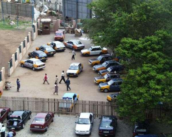 Cape Coast Taxi drivers charge arbitrary fares