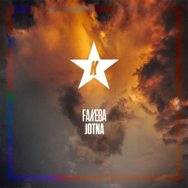 JOTNA, the ground-breaking album of Fakeba produced by the legendary John Fryer