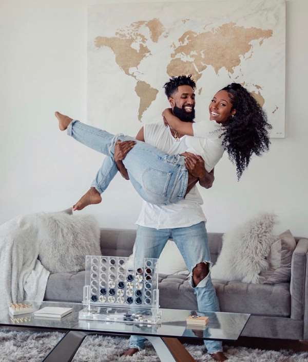 VIDEO: How to maintain the vibes with your new found Love