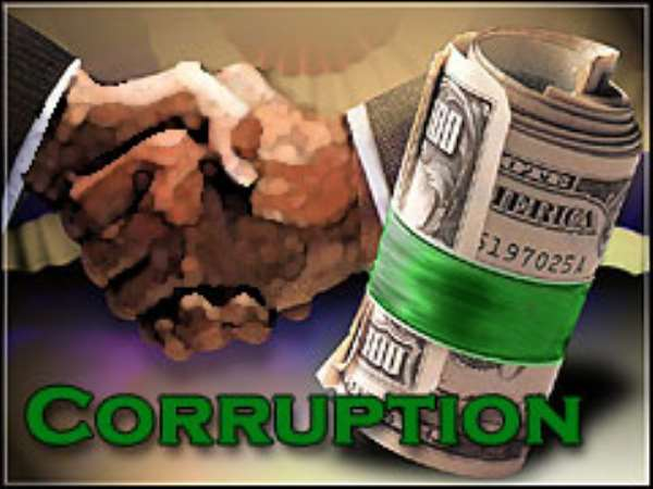 Corruption will fuel 2008 elections