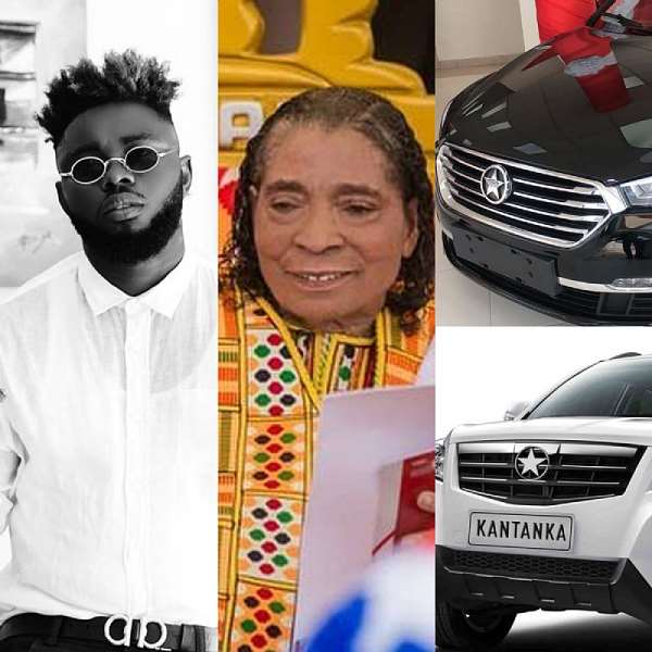 TEE RHYME Begs Kantanka Automobile for  Ambassadorial Deal To Support Ghana Made