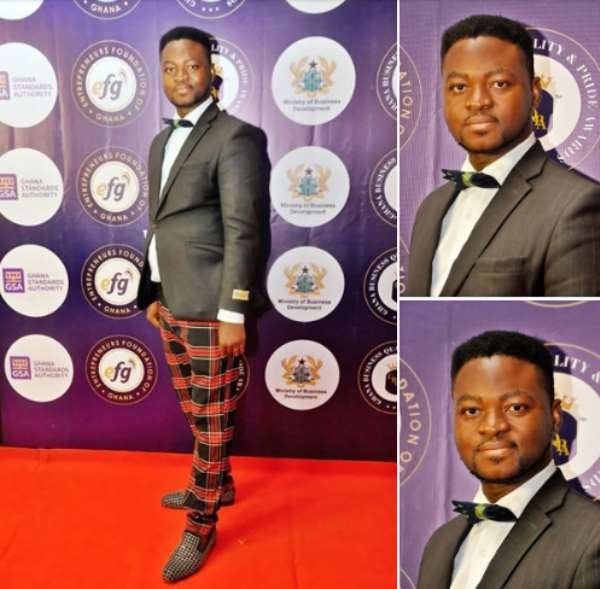 ModernGhana Corporate Blogger Willie Beeko nominated for Outstanding Youth Blogger Award