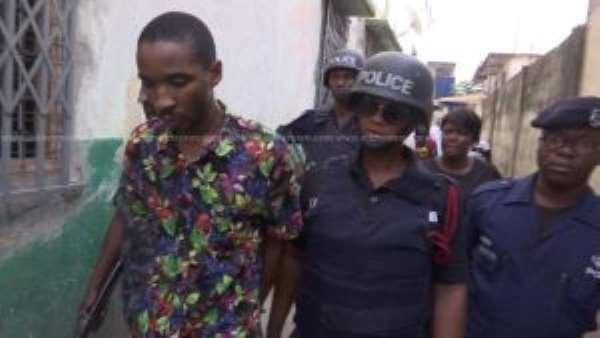 Takoradi: Suspected Kidnapper Faces Court