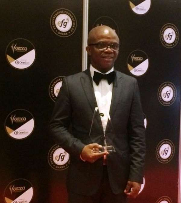 MASLOC Boss Wins Microfinance And Small Loans CEO Of The Year Award