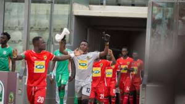 Roofing Company Supports Kotoko-Okwawu Game
