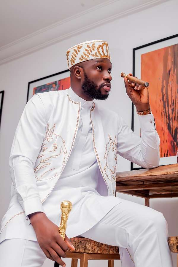Maureen's Collection unveils The Magnificent featuring Emmanuel Ikubese