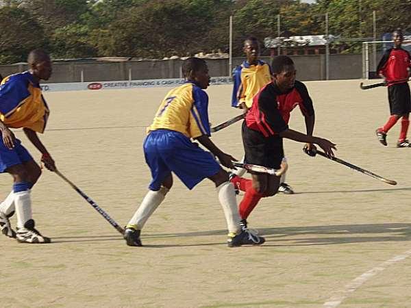 Hockey: Ghana Report