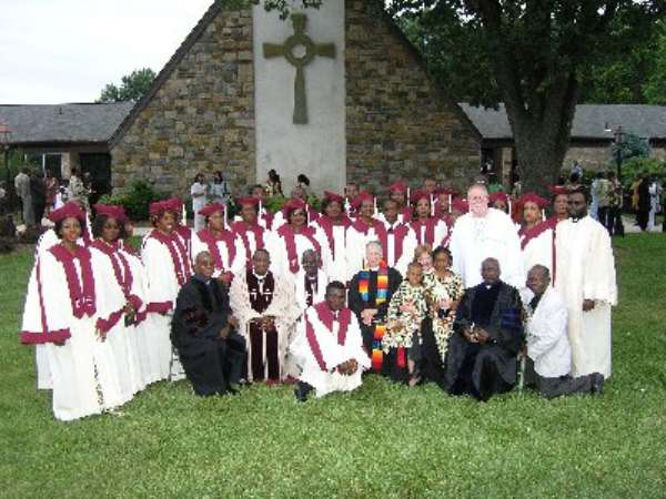 A Short  History of the Ewe Christians Community in America