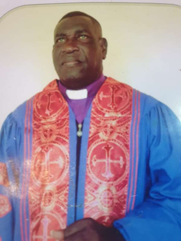 Change Your Attitude And The World Will Be Healed--Rev. Fred Adjetey Larbie To Men Of God