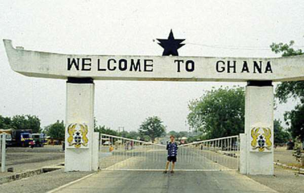 Covid-19 Horizontal Spread In Ghana Is Caused By The Influx Of Illegal Immigrants Fleeing The Pandemic
