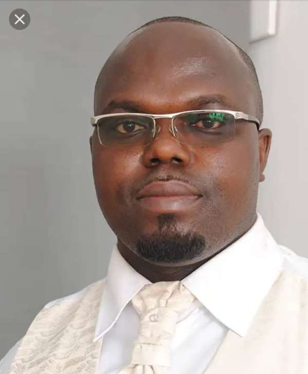 Professor Simon Mariwah who is the Director of the Institute for Oil and Gas Studies at the University of Cape Coast