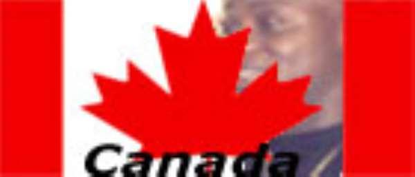 Canada-based Ghanaian warns of chaos -Rejoinder