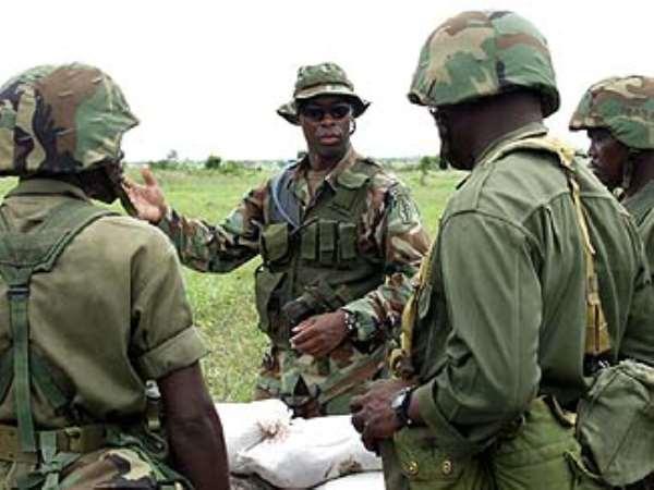 GAF-NATO military exercises ends