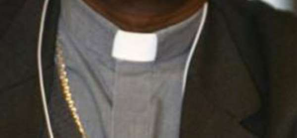 Fake American Reverend wanted