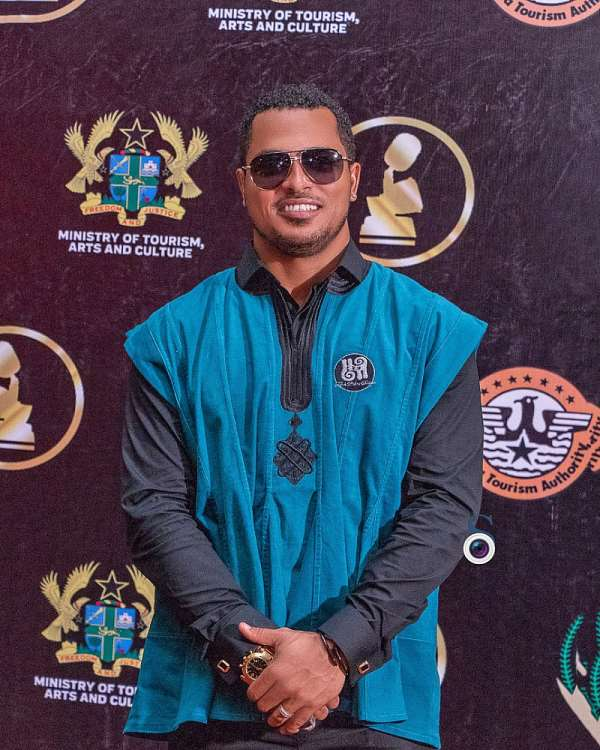 Van Vicker joins Covid-19 Stay safe campaign  (Video)