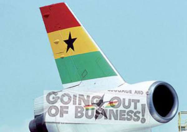 Maryland hits turbulence over wooing Ghana Air
