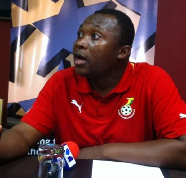 GFA debunks talks Kwesi Appiah's appointment was politically influenced
