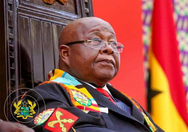Nothing Wrong with Supreme Court Judge Lobbying for Speaker Oquaye