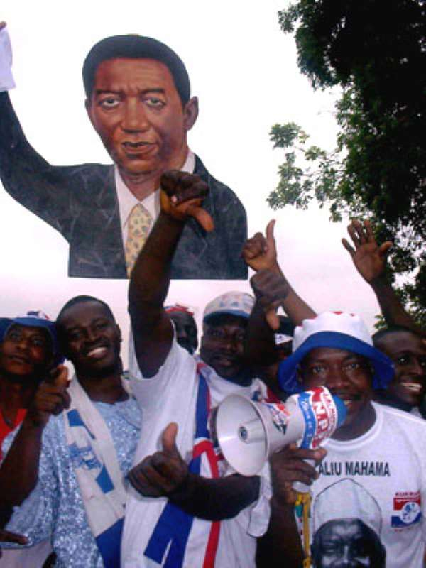 Ghanaians were deceived by NPP in 2000