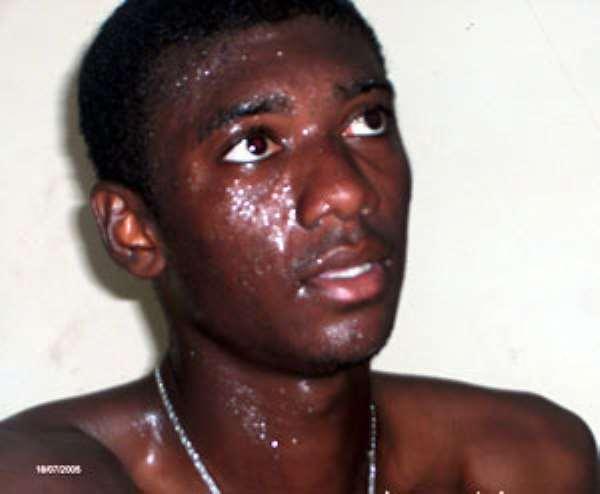 Adjei-Darko clinches Lagos title