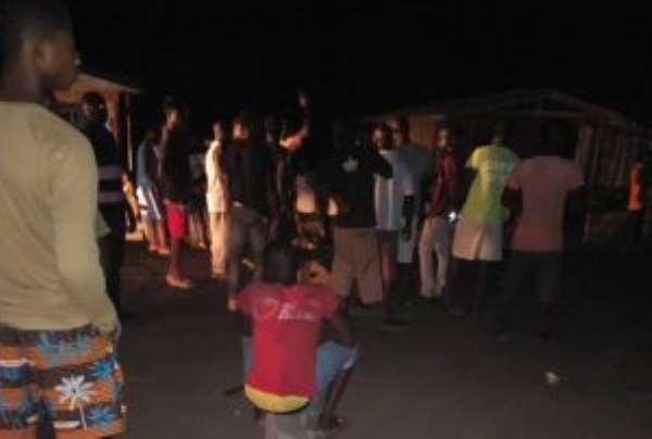 Yilo, Manya Krobo Security Council Ban Dumsor Demo Leaders