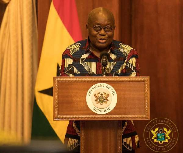 President Akufo-Addo: The Man Who Inspires In Speech And Action