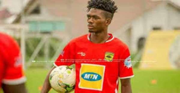 I Ditched Medeama SC To Sign For Asante Kotoko – Empem Dacosta