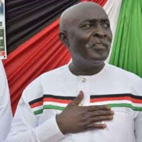 NDC Member and Former DCE for Akatsi South loses wife