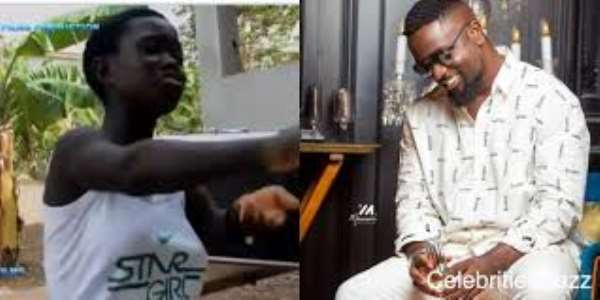 """Sarkodie's success is as a result of the plenty sex I had with him"""" — Atopahemaa reacts to Sarkodie's tweet"""
