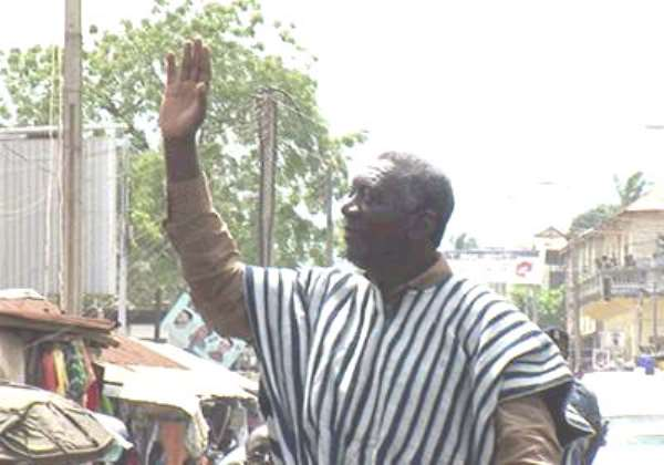 Kufuor Bags $31 Million For 2004 Campaign
