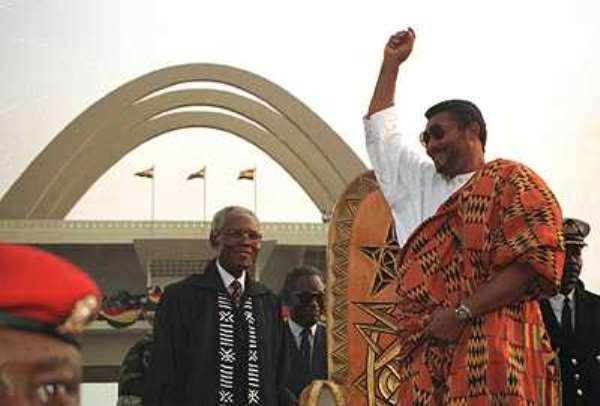 The Rawlings Factor: Nurturing Statesmanship in Ghana