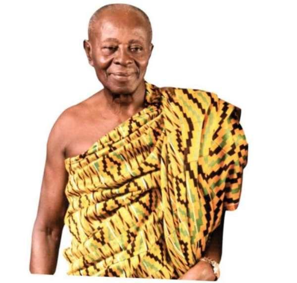 Hon. John Emmanuel Amoah (the late)