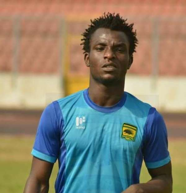 Kotoko playmaker Baba Mahama targets one of the best players recognition after the season