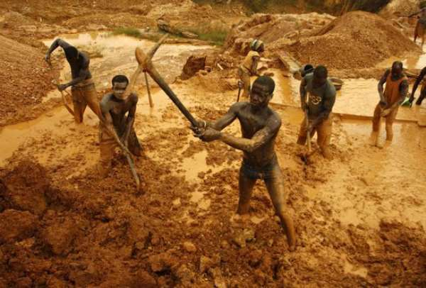 The Fight Against Galamsey