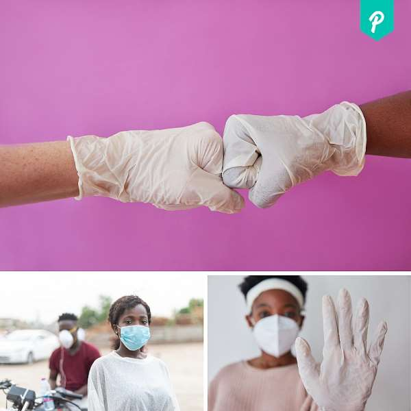 Picha Gives Visual Support For Public Health With Curated COVID-19 Image Collection