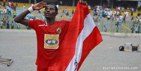 Kotoko Told Me I was Not Messi When I asked For Pay Increment - Ahmed Adam