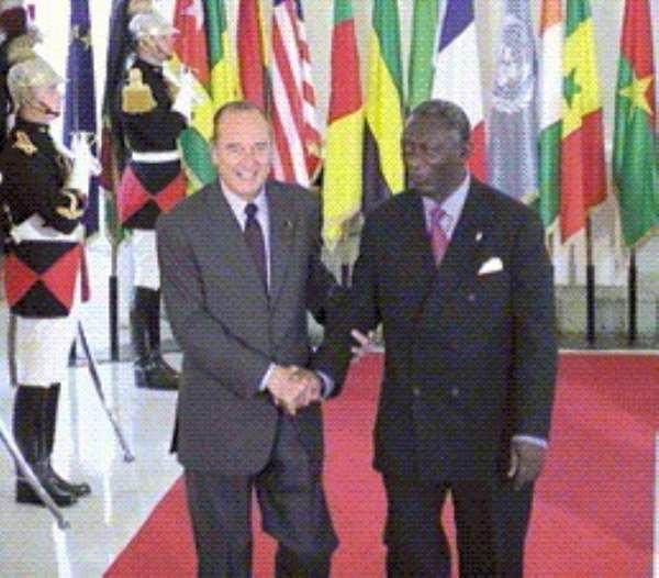 So President Kufour Saves Ivoirien Peace Talk?