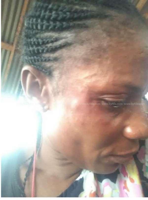 Women's Special Competition: Ref Mercilessly Beaten By Prison Ladies Fan