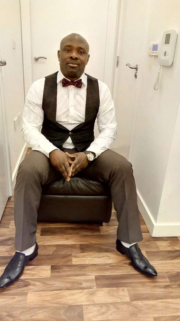 Football Legends Deserve Better Treat In Ghana--Says Anthony Yeboah