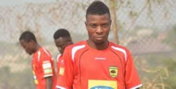 Ollenu Ashitey Eyes Future Return To Kotoko To Prove His Worth