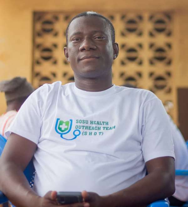 A new dawn of Health in Madina Constituency: The Madina Health Project