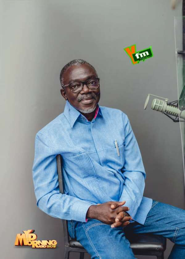 YLeaderBoard Series: Knowing Africa's first Professor Extraordinaire Douglas Boateng in 90 minutes