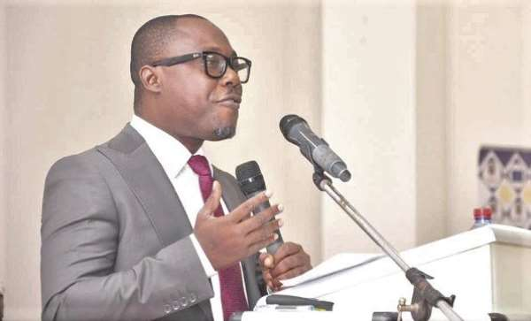 Minority mortgaging NDC's future if they fail to act with clear-cut principle, conviction– Gyampo
