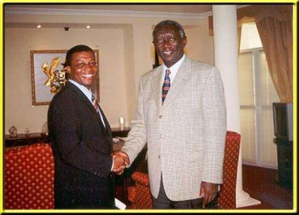 RE: Aussie-Ghanaians unhappy with Osei-Ameyaw
