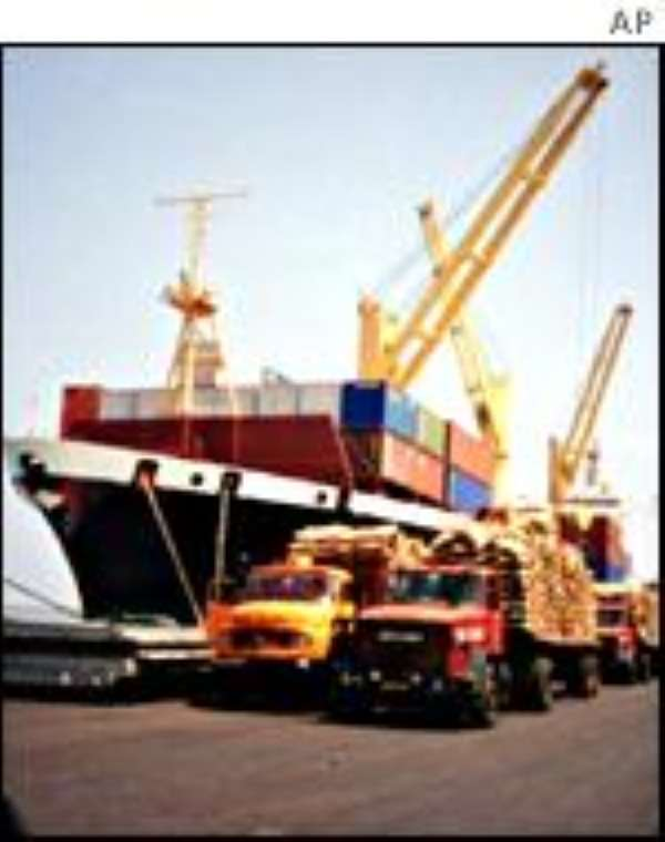 Cargo traffic increases at Tema Port