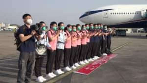 Nigeria Quarantines 15 Chinese Doctors Who Arrived To Help Battle Covid-19