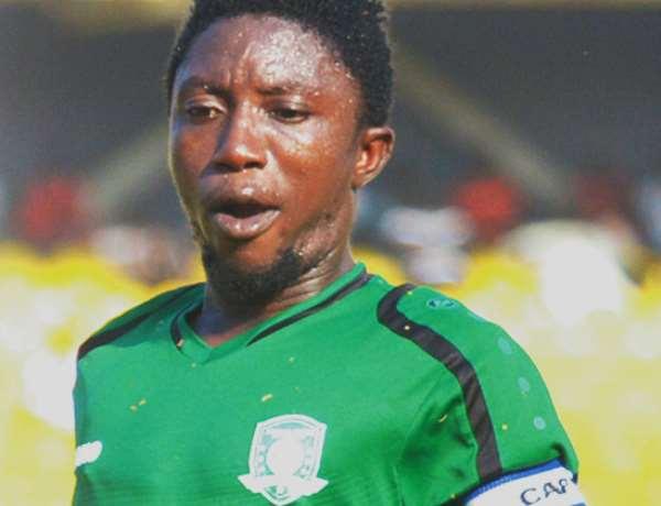 'It's A Shame I Never Played For The Black Stars' - Godfred Saka