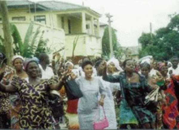 Christians observe Palm Sunday