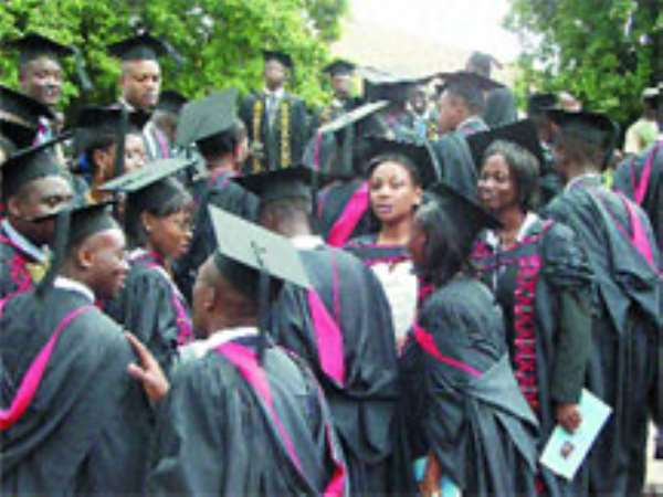 UCC records the highest students intake